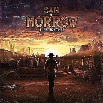 Sam Morrow - There Is No Map [CD] USA import