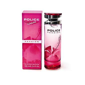Police Passion Eau De Toilette 100ml