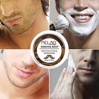 Moisturizing Anti Allergy Refreshing And Toning Shaving Soap