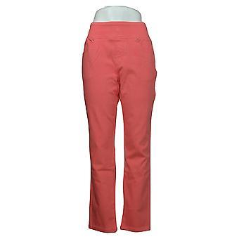 Belle by Kim Gravel Leggings Flexibelle Regular Pull-On Knit Orange A283921
