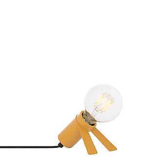 SKLUM Crawl tafellamp Ijzerlegering Geel – curry