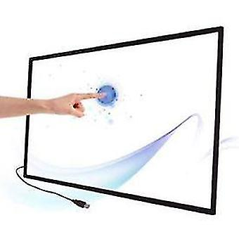 32 Inch Ir Touch Screen Panel Without Glass / 10 Points Interactive Touch