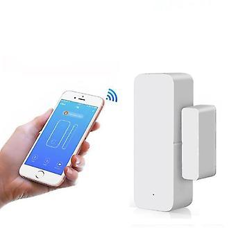 Capteur de porte Wifi intelligent, détecteurs de porte ouverts / fermés