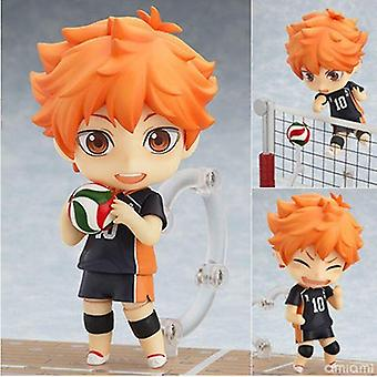 Video game consoles hinata syouyou haikyuu figure action toys collection doll model christmas gifts