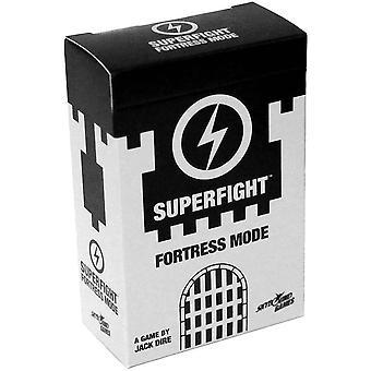 superfight festning modus utvidelse dekk: 100 kort for spillet av absurde argumenter | For barn, tenåringer og voksne | 3 eller flere spillere Alder 8 og oppover