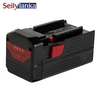 Lithium-Batterie für Hilti 36v 4.0ah Elektrowerkzeuge B36 B36v Te6a Te 6a Te7a Li-Ionen-Power-Tool-Batterie
