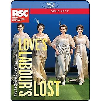 Love's Labour's Lost [Blu-ray] USA import