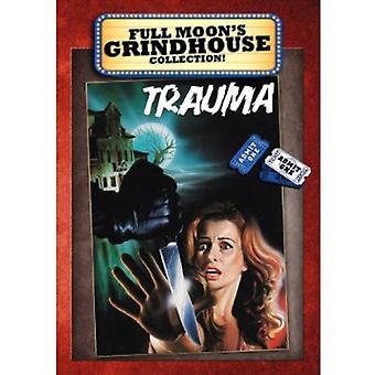 Trauma [DVD] USA import