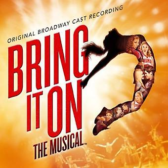 Original Broadway Cast - Bring It on: The Musical [CD] USA import