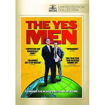 Ja mannen [DVD] USA importeren
