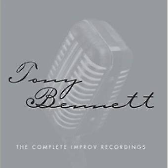 Tony Bennett - Tony Bennett: L'improvisation Complete Recordings [CD] USA import