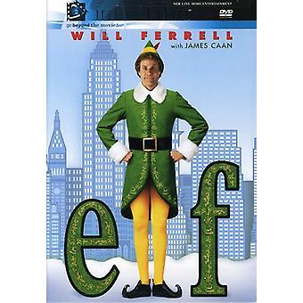 Import USA Elf [DVD]