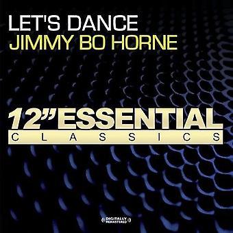 Jimmy Horne Bo - auf der Tanzfläche [CD] USA Import