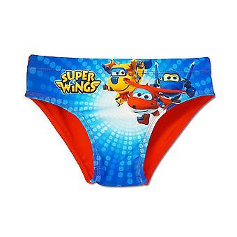 Super Wings Boys Swimwear Briefs / Trunks