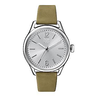 Ice-Watch ICE tijd Khaki zilver klein (013070)