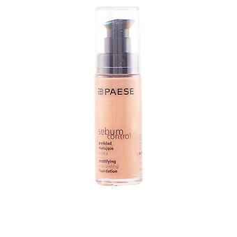 Paese Sebum Control Mattifying And Covering Foundation #404 For Women