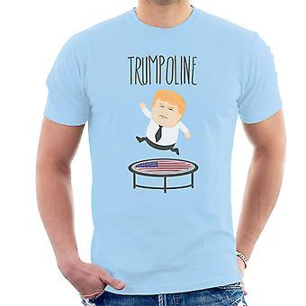 Trumpoline Donald Trump Republican Candidate Men's T-Shirt