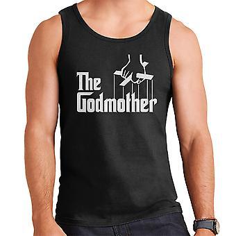 The Godfather The Godmother Men's Vest