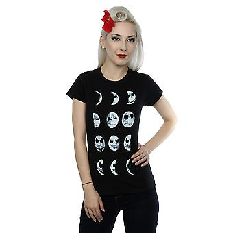 Disney Women's Nightmare Before Christmas Jack Moon T-Shirt