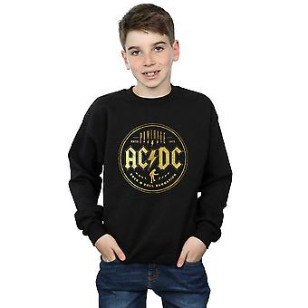 AC/DC Boys Rock N Roll Damnation Sweatshirt