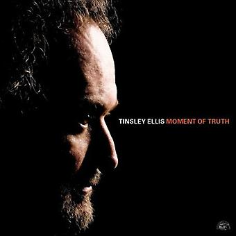 Tinsley Ellis - sanningens ögonblick [CD] USA import