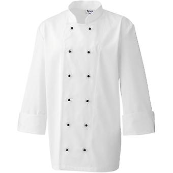 Premier Removable Gourmet Chef Jacket Stud Buttons 12 Pack
