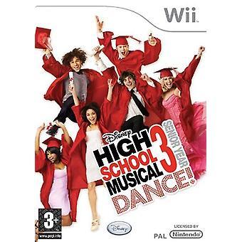 High School Musical 3 senior jaar dans! (Wii)-in de fabriek verzegeld