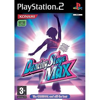 Dancing Stage Max (PS2) - Nieuwe fabriek verzegeld