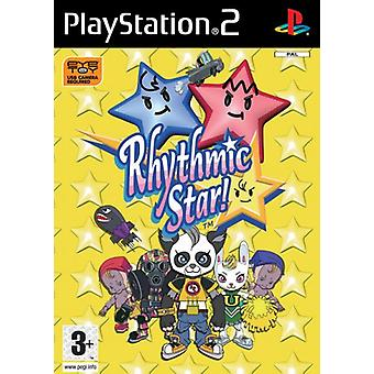Super Eye Toy Rhythmic Star (PS2) - New Factory Sealed