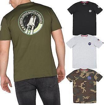 Alpha Industries T-Shirt Space Shuttle