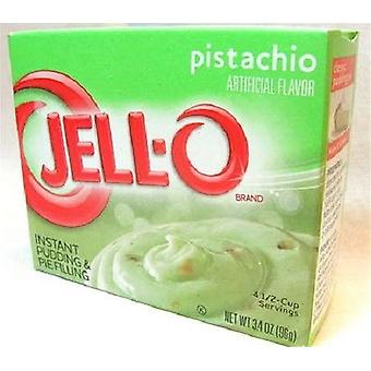 Jello pistache Instant Pudding & Pie vulling Mix