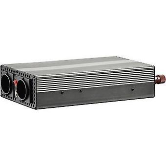 VOLTCRAFT Inverter MSW 1200-24-F 1200 W 24 V DC - 230 V AC