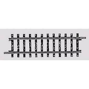 2201 H0 Märklin K (w/o track bed) Straight track 90 mm