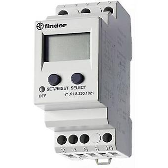 Finder 71.51.8.230.1021 - 10A Programmable Universal Current Monitoring Relay SPDT-CO 250V AC