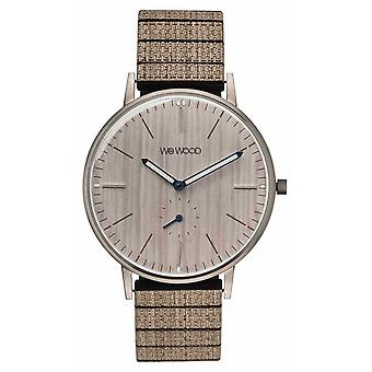 WeWood Albacore Silver White Pear 70370030000 Watch