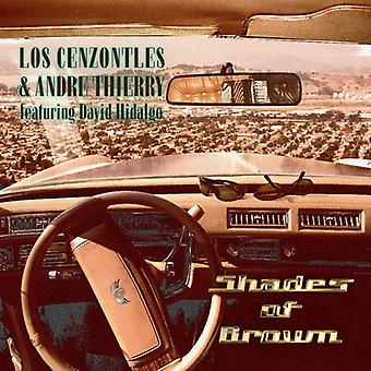 Los Cenzontles / Thierry, Andre - Shades of Brown [CD] USA import