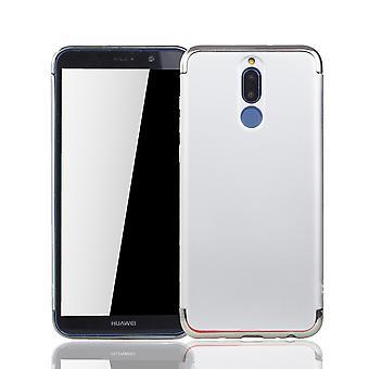 Huawei Mate 10 Lite טלפון מקרה הגנה במקרה מחבט קשה לכסות כסף