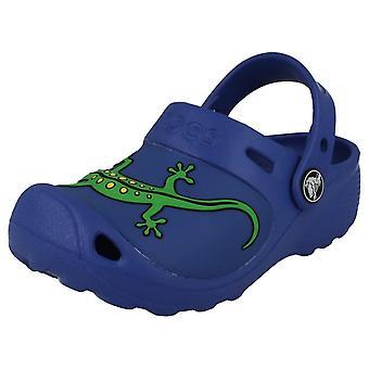 Мальчики Crocs Gecktacular Custom забивают