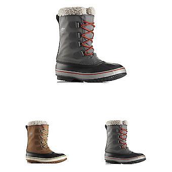 Mens Sorel 1964 Pac Nylon Hiking Winter Snow Waterproof Walking Boots