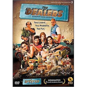 Jälleenmyyjät [DVD] Yhdysvallat tuoda