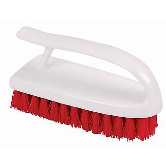Robert Scott Red Food Safe Hand Scrub Brush