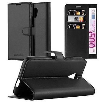 Cadorabo Hülle für WIKO ROBBY Case Cover - Handyhülle mit Magnetverschluss, Standfunktion und Kartenfach – Case Cover Schutzhülle Etui Tasche Book Klapp Style