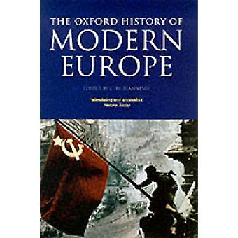 The Oxford History of Modern Europe by T. C. W. Blanning - 9780192853
