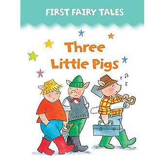 أول حكايات--ثلاثة خنازير صغيرة جان لويس-كتاب 9781861473318