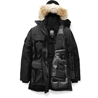 Canada Goose Women's Expedition Parka RF - Black