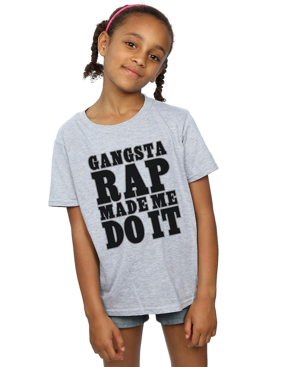 Ice Cube Girls Gangsta Rap T-Shirt