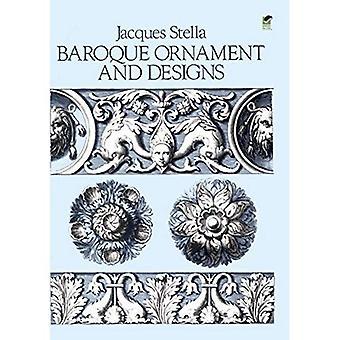 Ornamento barroco e Design (Design de Dover biblioteca)