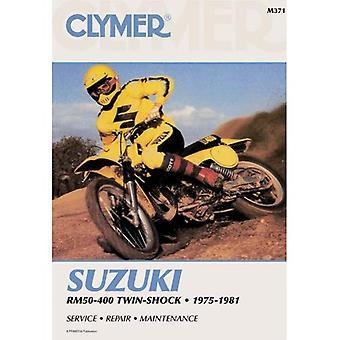 Suzuki RM50/400cc. 1975-81