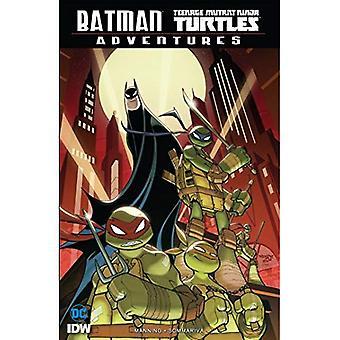 Batman/Teenage Mutant Ninja Turtles aventures