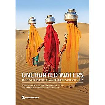 Tuntemattomille vesille: New Economics veden niukkuus ja vaihtelua